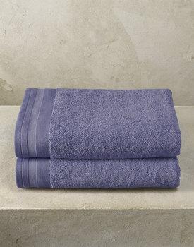 De Witte Lietaer badhanddoek Excellence 70x140 sapphire blue