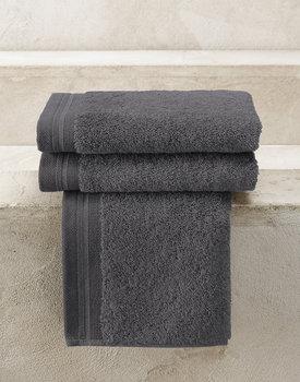 De Witte Lietaer gastendoek Excellence 40x60 dark grey