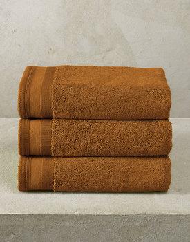 De Witte Lietaer handdoek Excellence 50x100 caramel