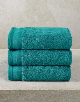 De Witte Lietaer handdoek Excellence 50x100 lake green