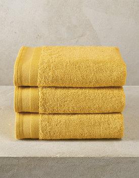 De Witte Lietaer handdoek Excellence 50x100 ochre