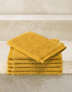 De Witte Lietaer washand Excellence 16x22 golden yellow