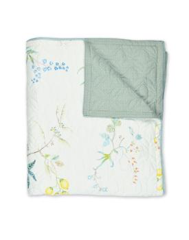 Pip Studio Quilt Fleur Grandeur white 220x260