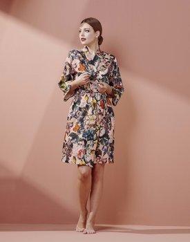 Essenza Sarai Famke Kimono L Rose