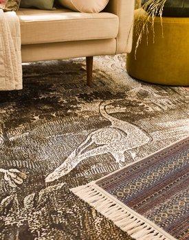 Essenza Nadia Carpet 120x180 Sage green