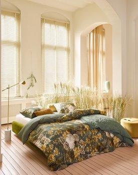 Essenza Ruth Plaid 150x200 Laurel green