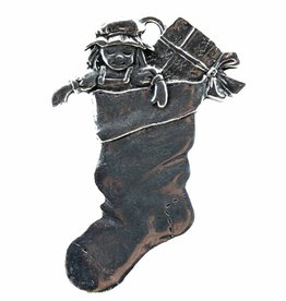 DTR Hanging ornament sock