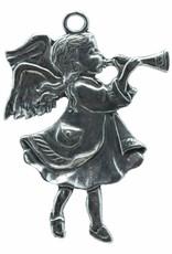 DTR Kersthanger engel met schalmei
