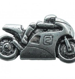 DTR Motorrijder zijkant