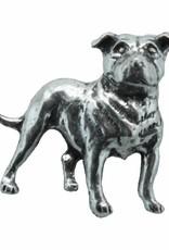 DTR Staffordshire bull terrier
