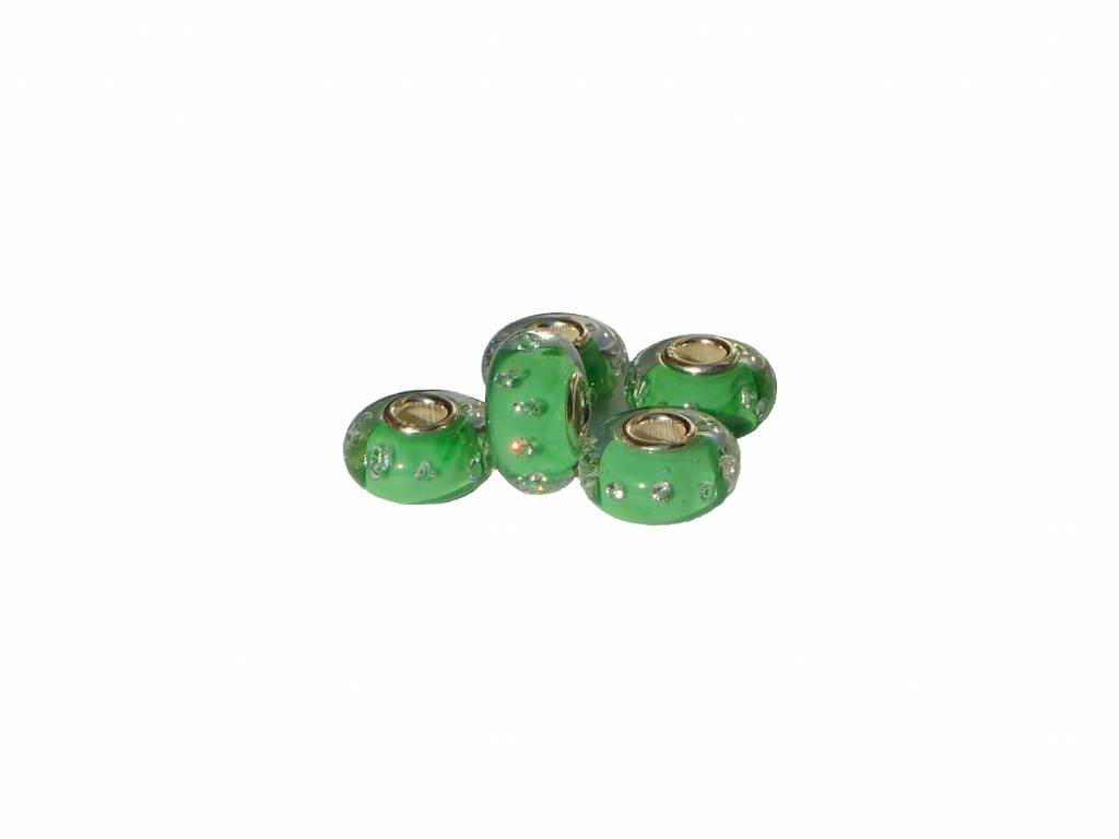 Vierdaagse Bedel Diamonds Like Green charm