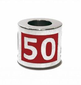 Vierdaagse Bedel 50 km charm (silver)