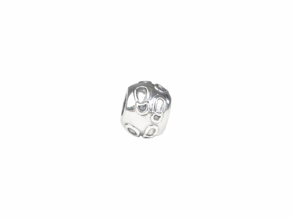 Vierdaagse Bedel Classic 4-day charm (silver)