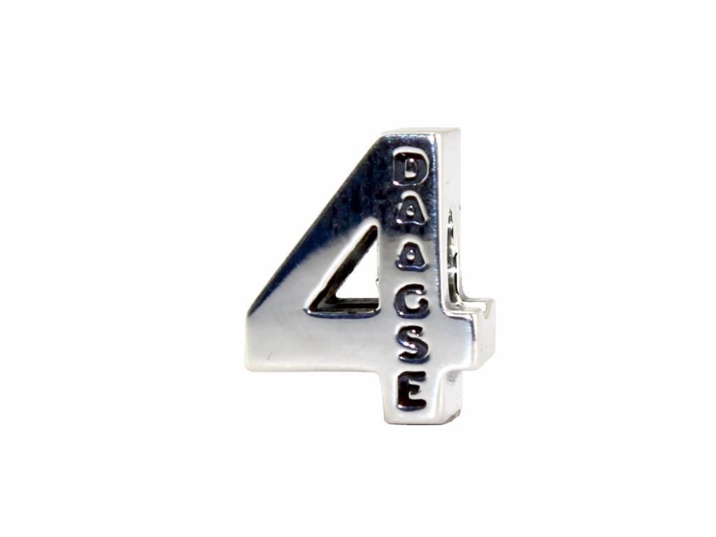 Vierdaagse Bedel 4-Daagse bedel (zilver)