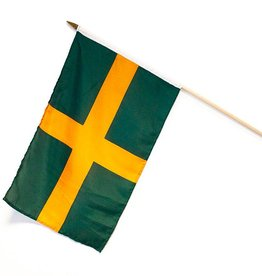 4Daagse flag on stick