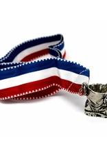 DTR Shoe on Dutch ribbon