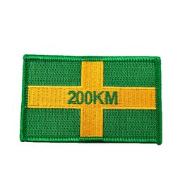 Patch flag Four Days Marches Nijmegen 200km