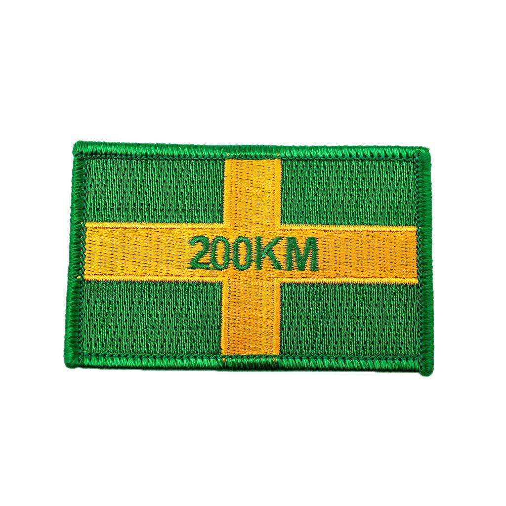 Embleem Nijmeegse Vierdaagse 200km