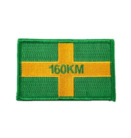 Patch flag Four Days Marches Nijmegen 160km