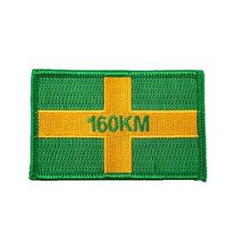Patch flag Four Days Marches Nijmegen 160km