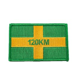 Patch flag Four Days Marches Nijmegen 120km