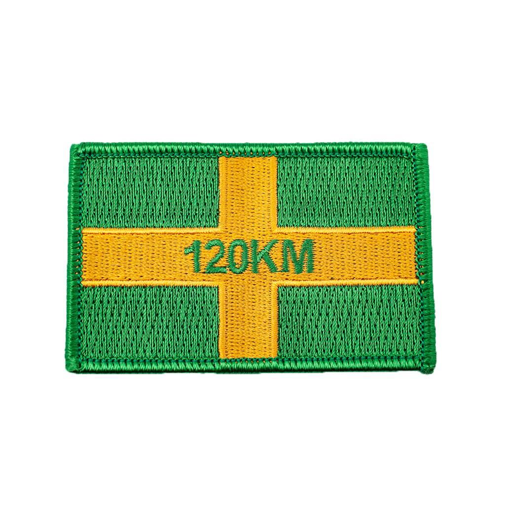 Patch flag Four Days Marches Nijmegen 120km