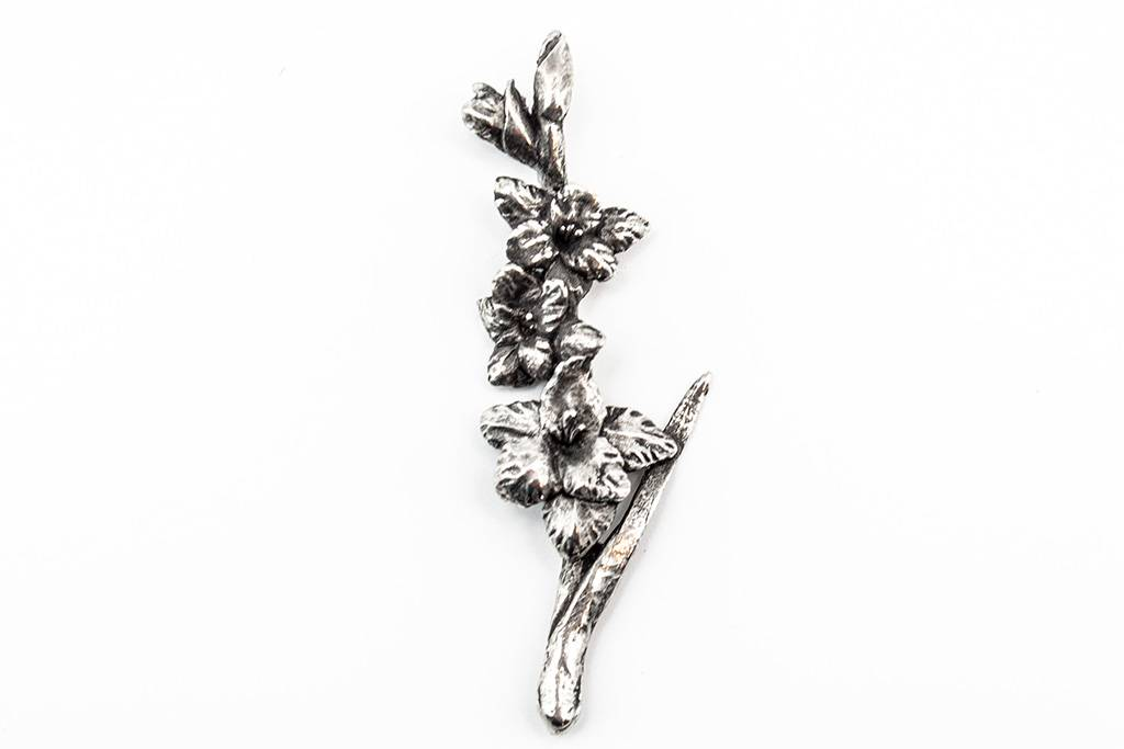 DTR Gladiolus pendant