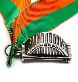 DTR Waalbrug on Four Days Marches ribbon