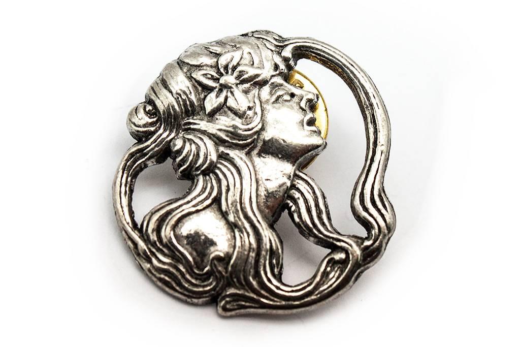 DTR Art Nouveau lady
