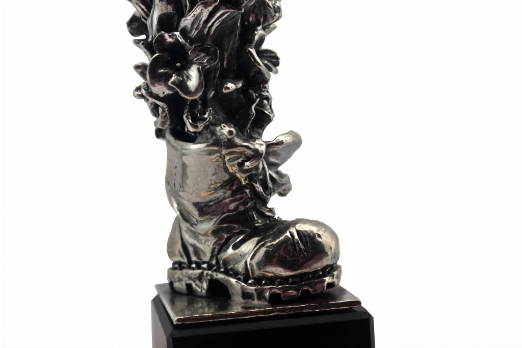 DTR Sokkel schoen met gladiool