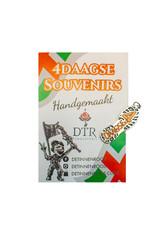 DTR Hanger schoenzool 4Daagse