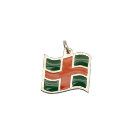 DTR Four Days Marches flag pendant
