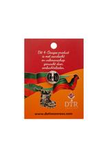 DTR Badge Waalbrug Nijmegen modern