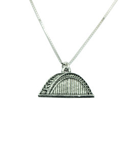 DTR Waalbrug pendant with necklace