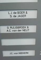 Aalscholversingel 2 t/m 400  Intercompaneel + voordeur - Copy
