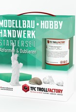Troll Factory Starter set silicone rubber: form and duplicate - small