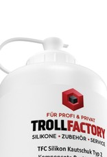 Troll Factory TFC Troll Factory Silicone Rubber type 2 silicone 500g