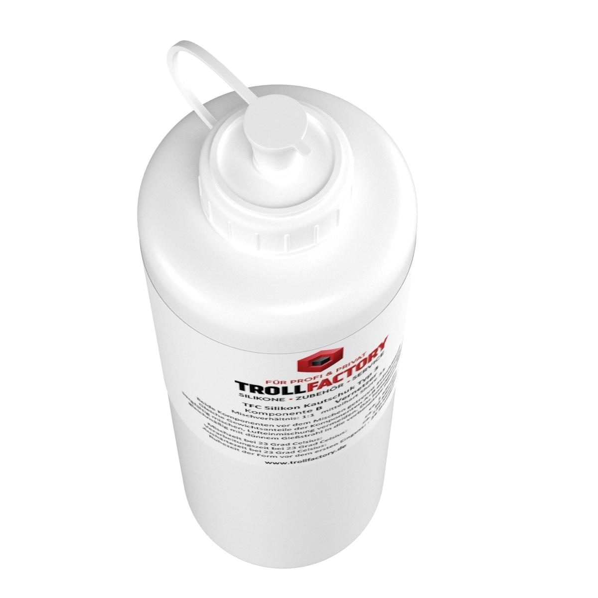 Troll Factory TFC Troll Factory Silicone Rubber Type 3 HB Tin hittebestendig 1000g