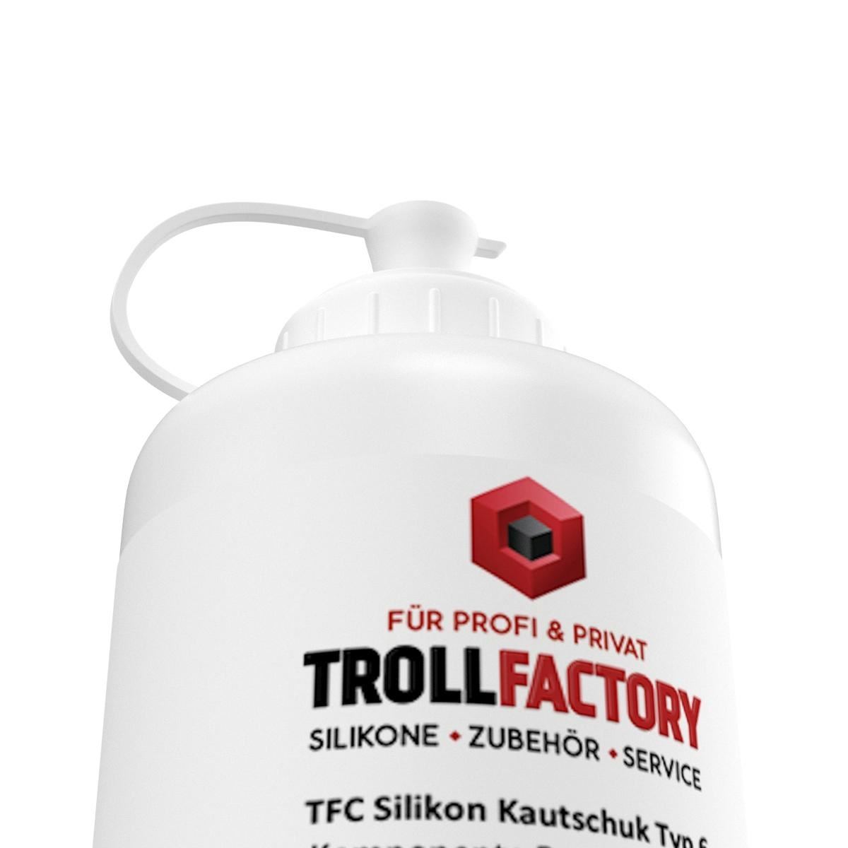 Troll Factory TFC Troll Factory Silicone Rubber Type 6 Voedsel 500g