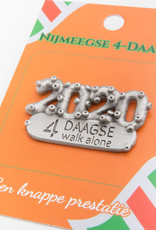DTR Speldje '2020 walk alone' speciaal voor de alternatieve vierdaagse