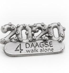 DTR Pin '2020 walk alone'