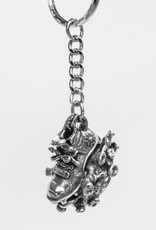 DTR Keychain '' I step through the Corona '' special for the alternative four days marches