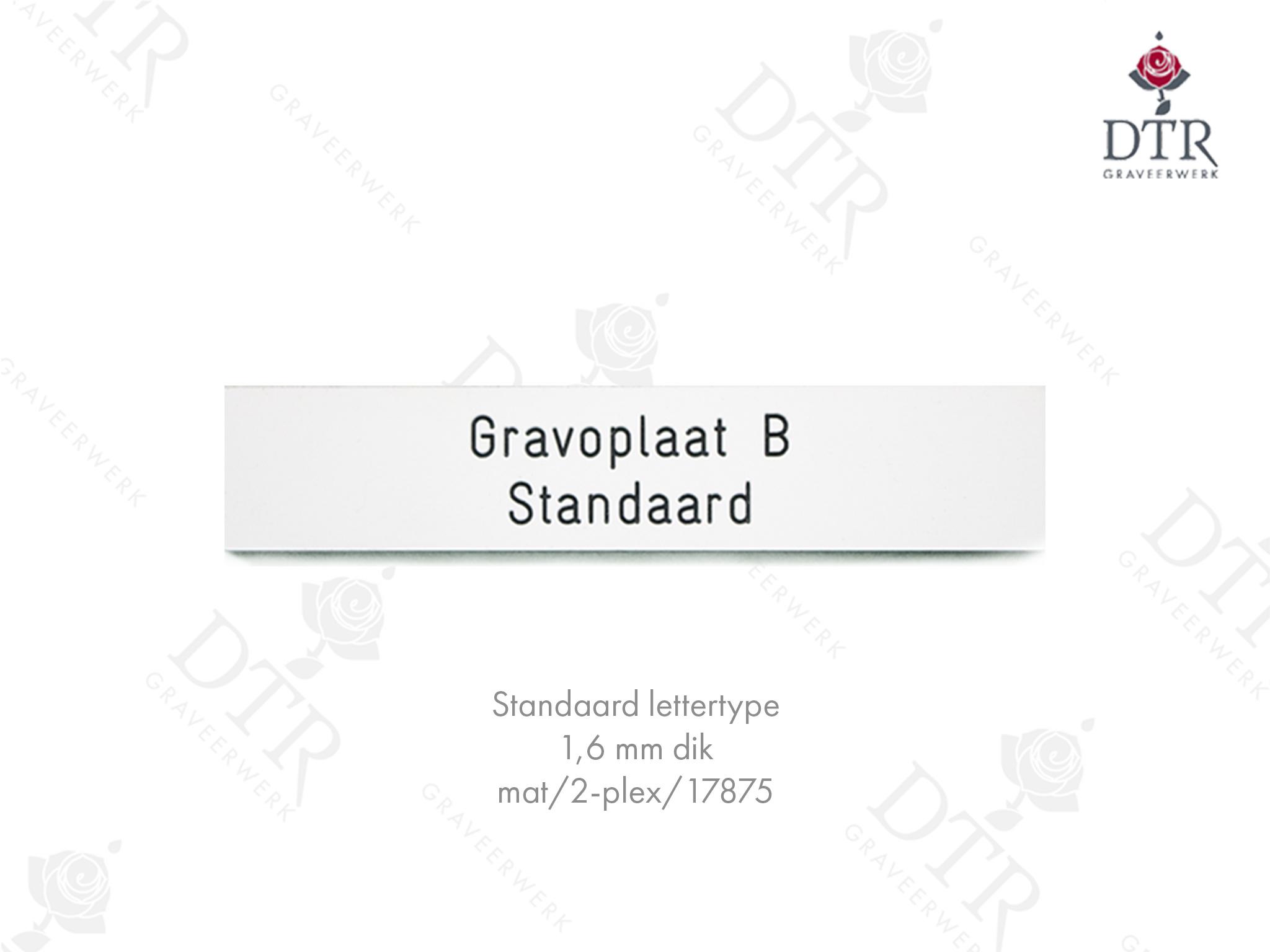 Passtraat 119/155  blanco plates