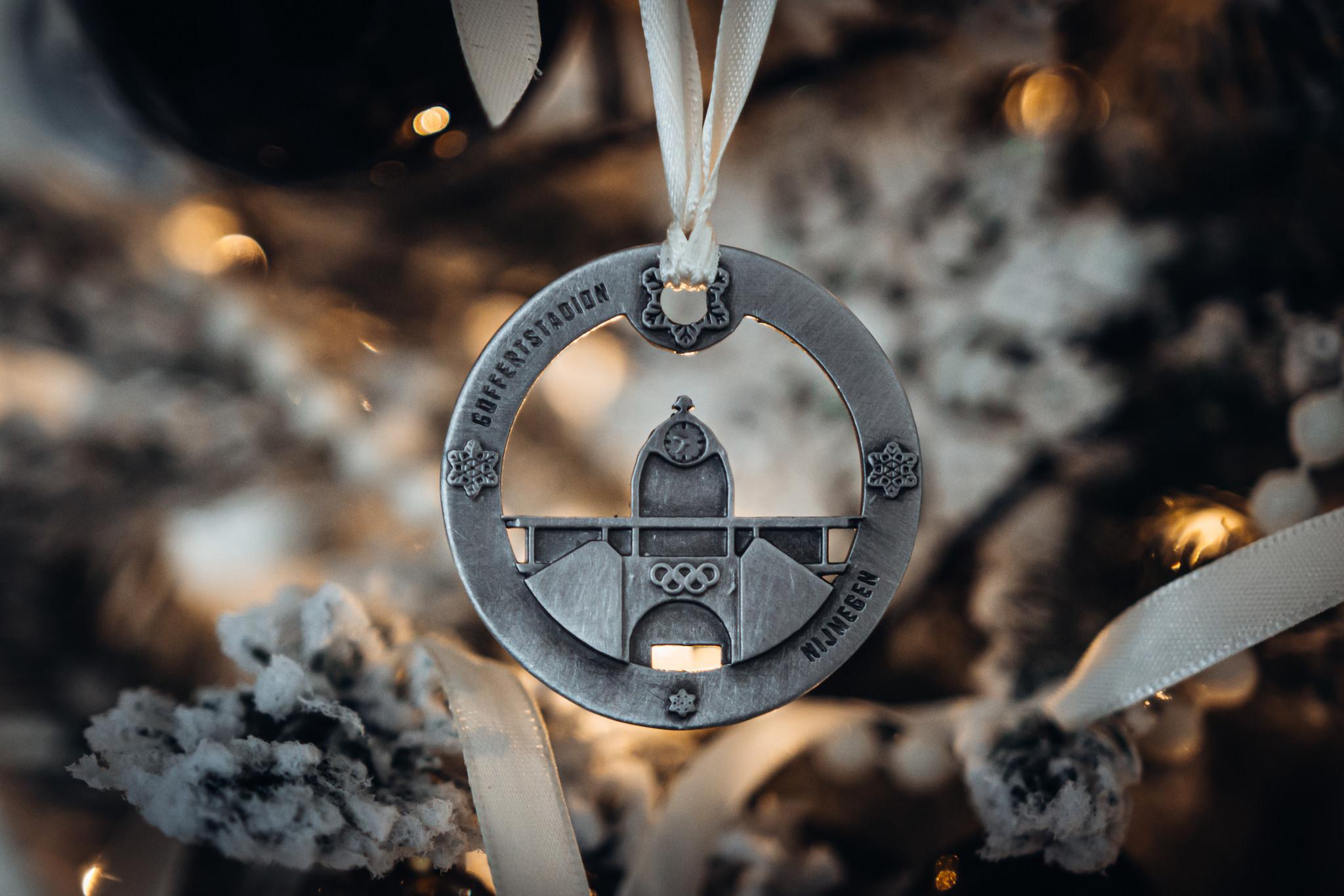 I Love Nijmegen Kersthanger Goffertstadion