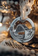 I Love Nijmegen Kersthanger Waalbrug