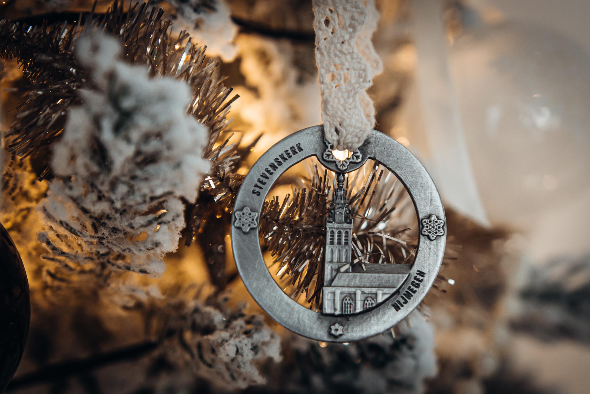 I Love Nijmegen Kersthangers Nijmegen set