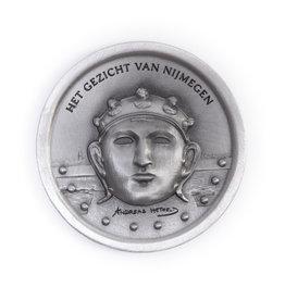 DTR The Face Of Nijmegen - Coin