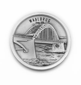 DTR Waalbrug / De Oversteek - Munt