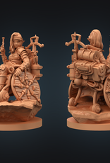 Strata Miniatures Dungeons and Diversity: Elf Rogue