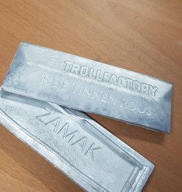 Blokje ZAMAC 125 gram